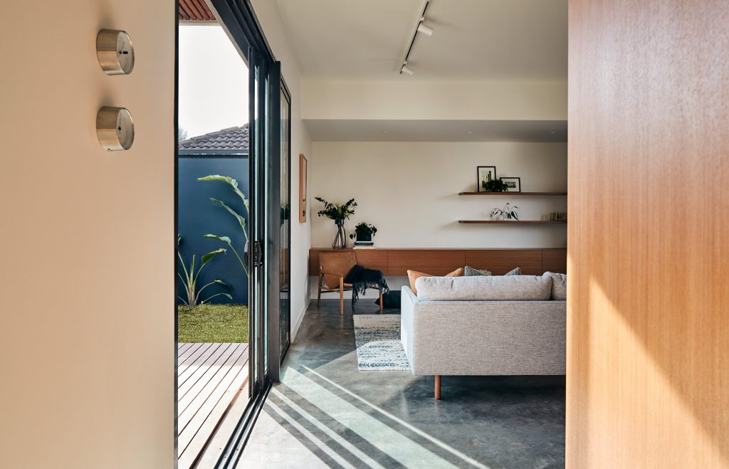 Gallery Of Northcote House 02 By Star Architecture Local Architecture And Interiors Northcote, Vic Image 12