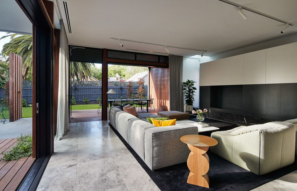 Gallery Of Elwood House By Star Architecture Local Architecture And Interiors Elwood, Vic Image 5