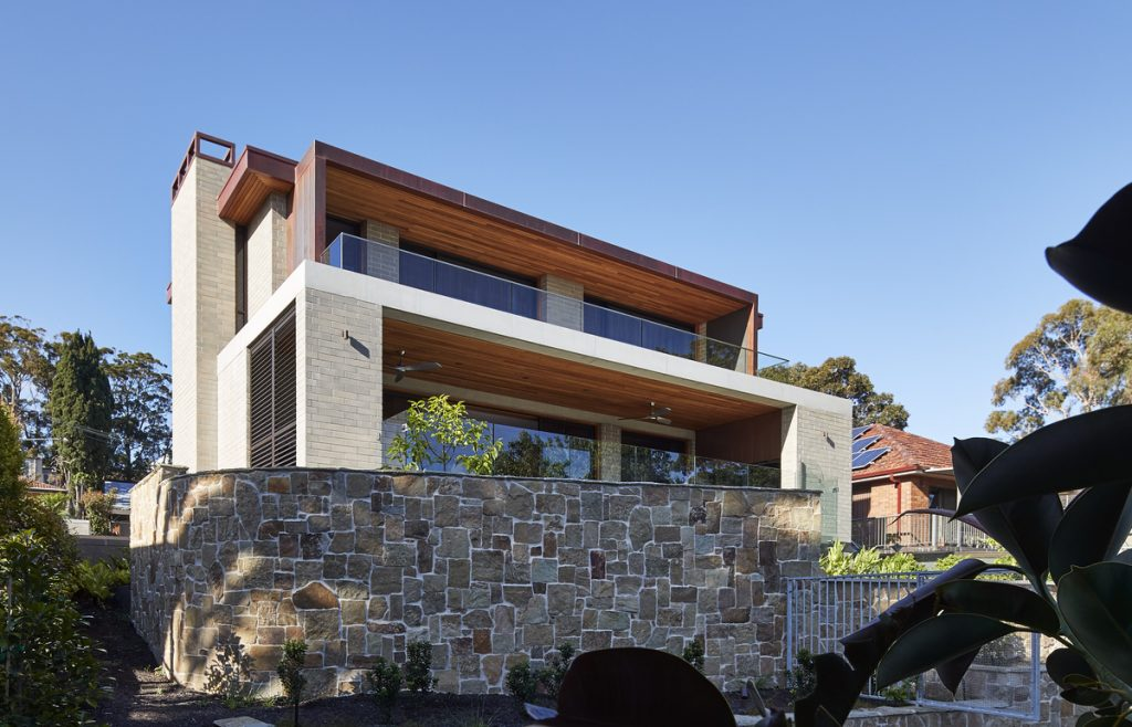 Gallery Of Castlecrag House By Porebski Architects Local Kitchen Design And Landscapes Castlecrag,nsw Image 10