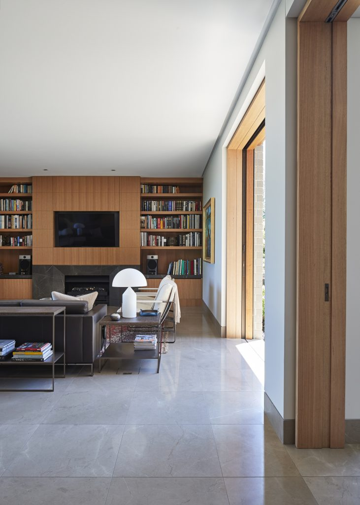 Gallery Of Castlecrag House By Porebski Architects Local Interior Design And Architecture Castlecrag,nsw Image 4