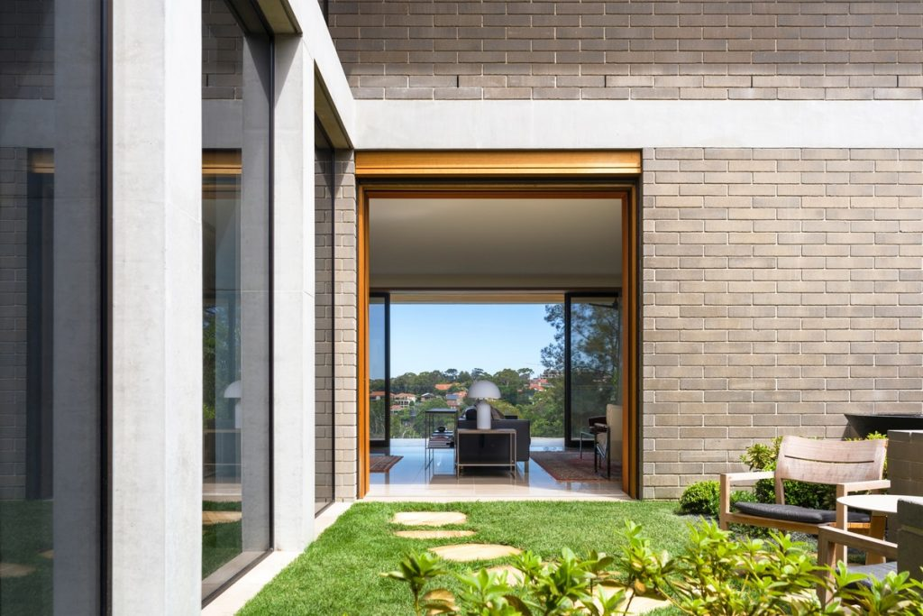 Gallery Of Castlecrag House By Porebski Architects Local Design And Interiors Castlecrag,nsw Image 21