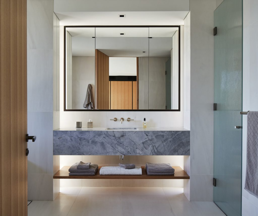 Gallery Of Castlecrag House By Porebski Architects Local Design And Interiors Castlecrag,nsw Image 20
