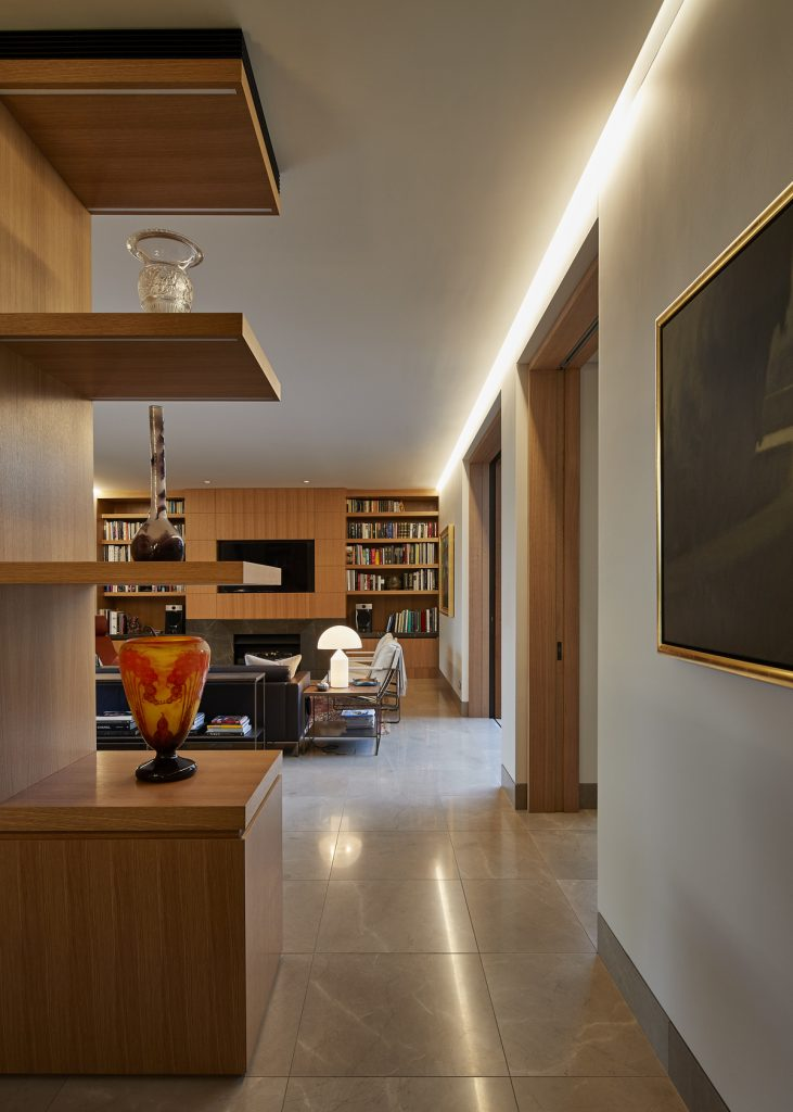 Gallery Of Castlecrag House By Porebski Architects Local Design And Interiors Castlecrag,nsw Image 17