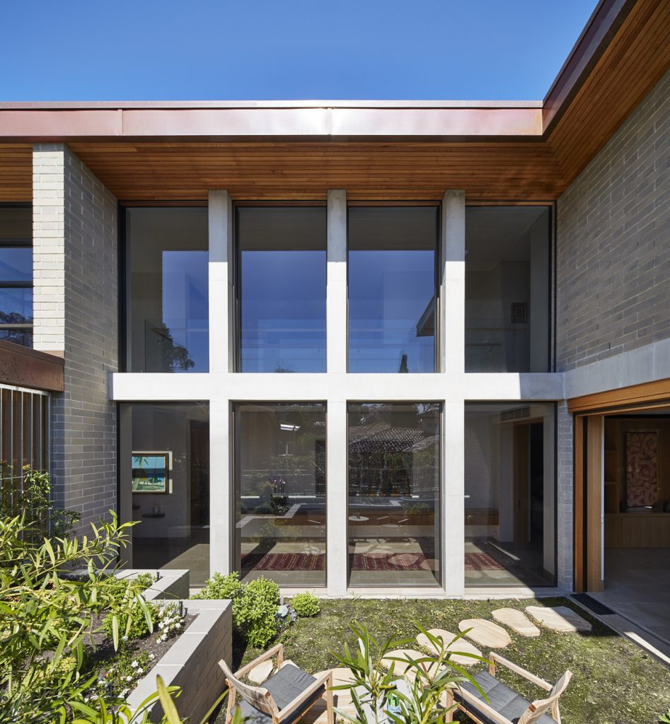 Gallery Of Castlecrag House By Porebski Architects Local Design And Interiors Castlecrag,nsw Image 8