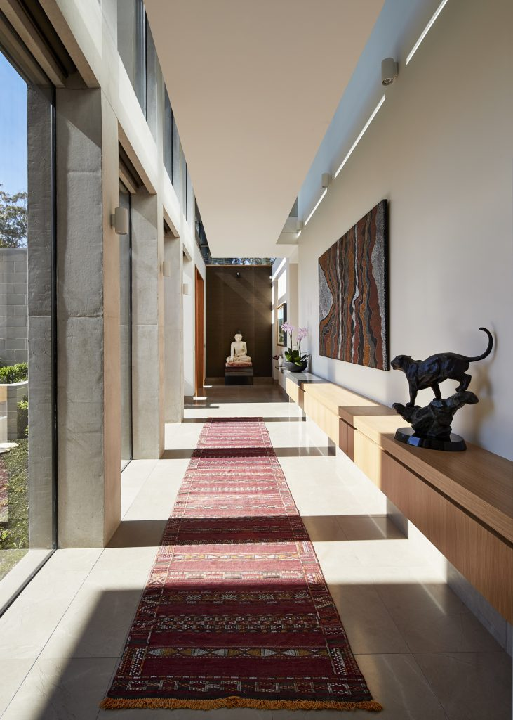 Gallery Of Castlecrag House By Porebski Architects Local Design And Interiors Castlecrag,nsw Image 6