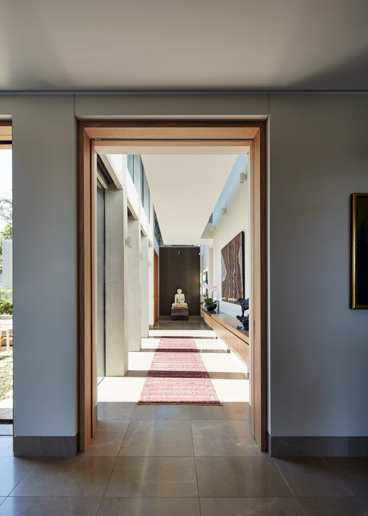 Gallery Of Castlecrag House By Porebski Architects Local Design And Interiors Castlecrag,nsw Image 5