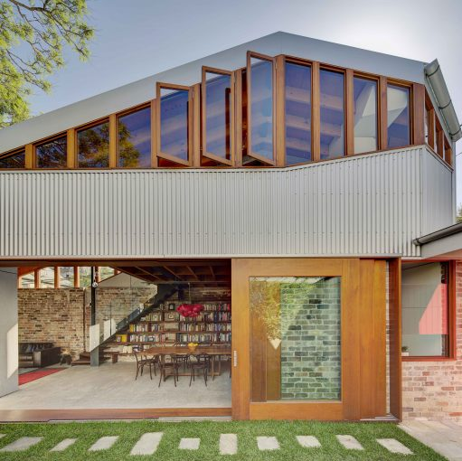 Gallery Of Screen House House By Carter Williamson Architects Local Design And Interiors Glebe, Nsw Image 4