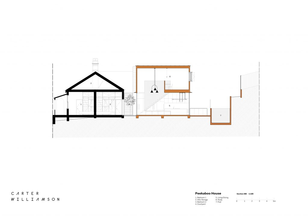 Peekaboo House By Carter Williamson Architects Local Design And Interiors Balmain, Nsw Image 28