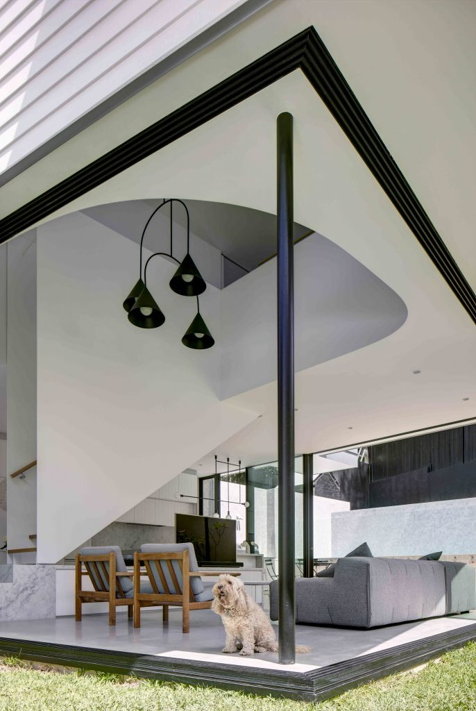 Peekaboo House By Carter Williamson Architects Local Design And Interiors Balmain, Nsw Image 19