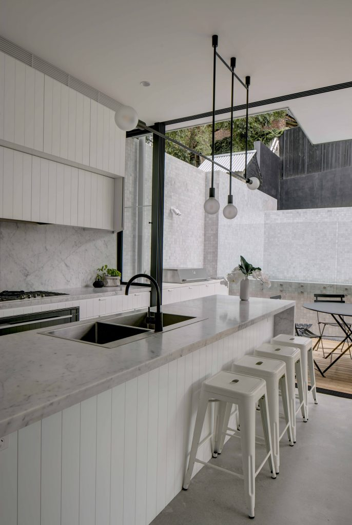 Peekaboo House By Carter Williamson Architects Local Design And Interiors Balmain, Nsw Image 12