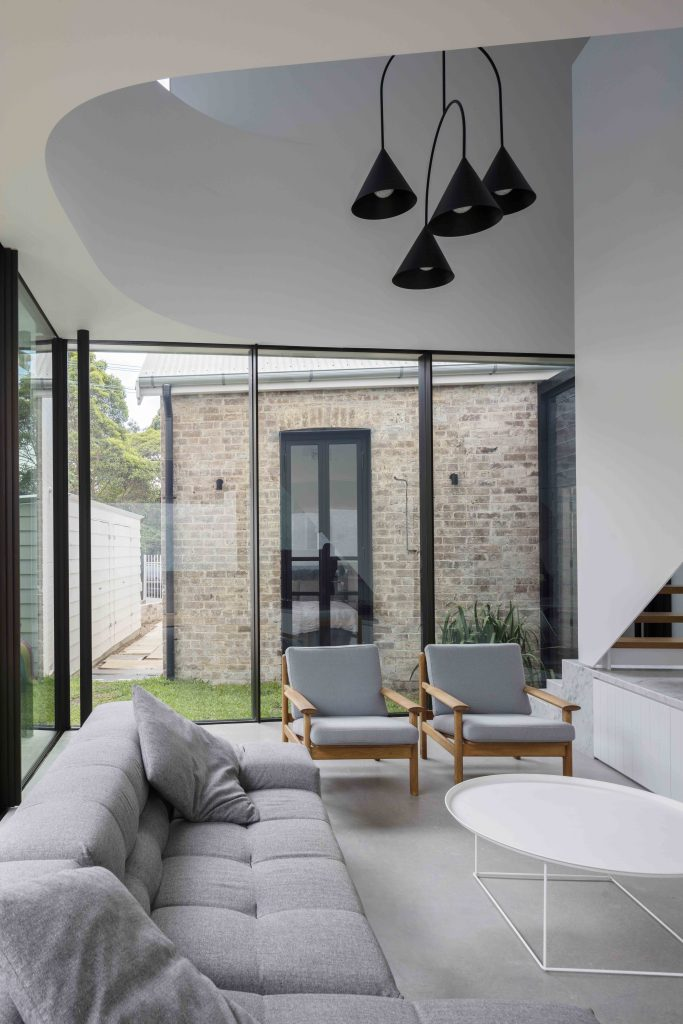 Peekaboo House By Carter Williamson Architects Local Design And Interiors Balmain, Nsw Image 5
