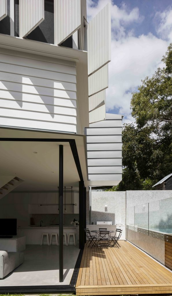 Peekaboo House By Carter Williamson Architects Local Design And Interiors Balmain, Nsw Image 1