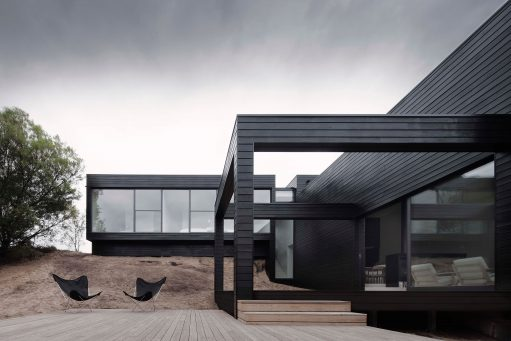 Gallery Of Ridge Road Residence By Studio Four Local Design And Interiors Fingal, Vic Image 3