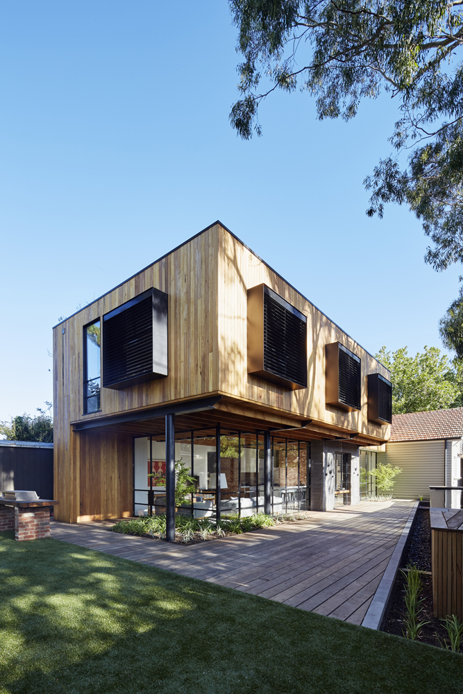 Gallery Of Park House By Tenfiftyfive Local Design And Interiors Malvern East, Vic Image 3