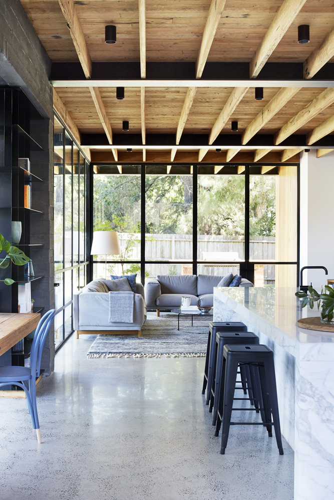 Gallery Of Park House By Tenfiftyfive Local Interior Design And Architecture Malvern East, Vic Image 7