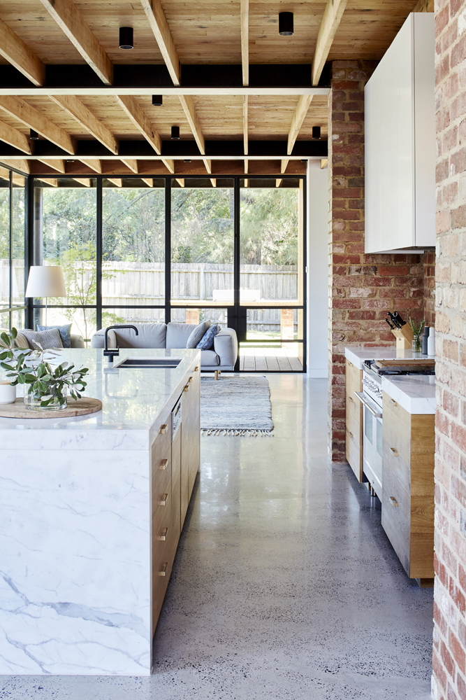 Gallery Of Park House By Tenfiftyfive Local Interior Design And Architecture Malvern East, Vic Image 8