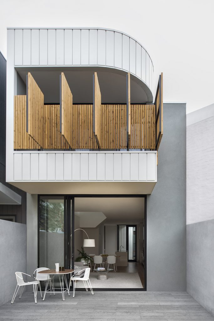 Gallery Of Port Melbourne House Local Design And Interiors Port Melbourne, Vic Image 1