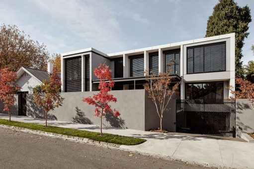 Gallery Of Shade Home By Seidler Group Local Construction And Residential Architecture Kew, Vic Image 15