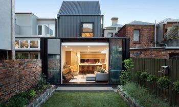 Gallery Of The Frame Terrace House By Mcmahon And Nerlich Local Residential Architecture And Interior Design Albert Park, Vic Image 3