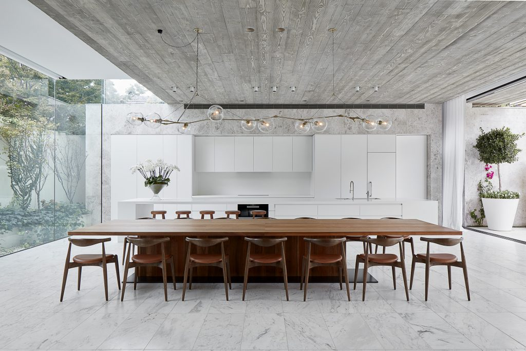 Gallery Of Toorak Residence By Architecton Local Interior Design And Architecture Toorak,vic Image 7