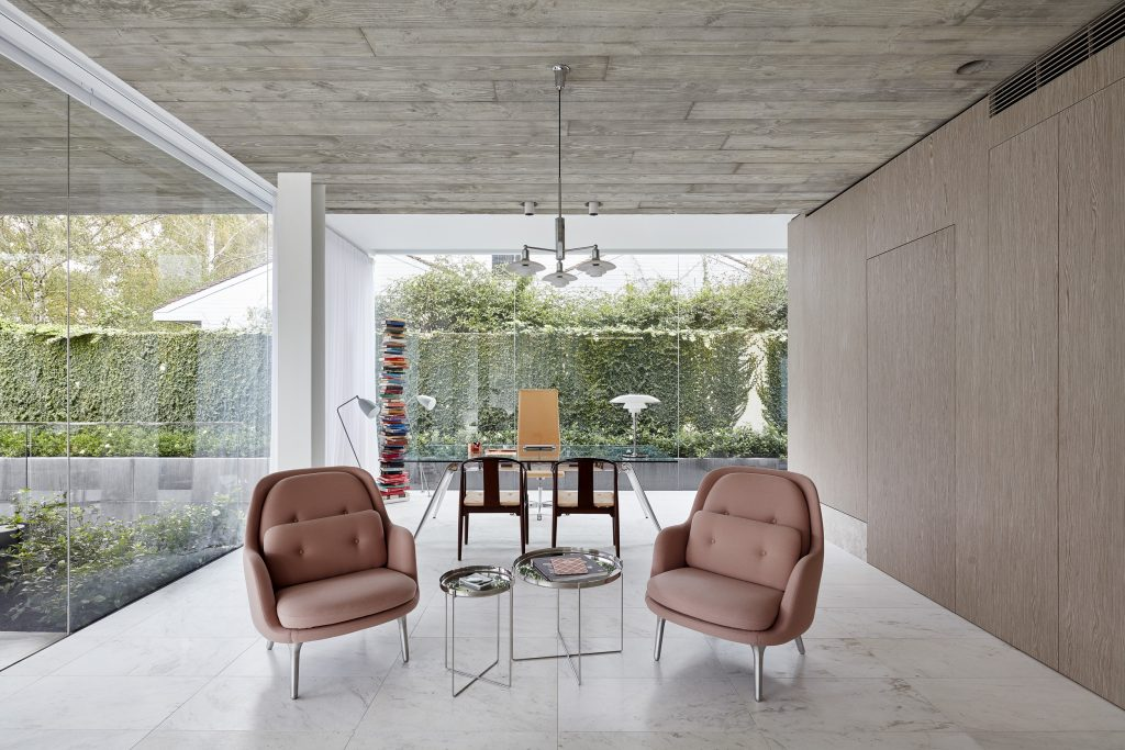 Gallery Of Toorak Residence By Architecton Local Residential Interiors And Commercial Design Toorak,vic Image 9