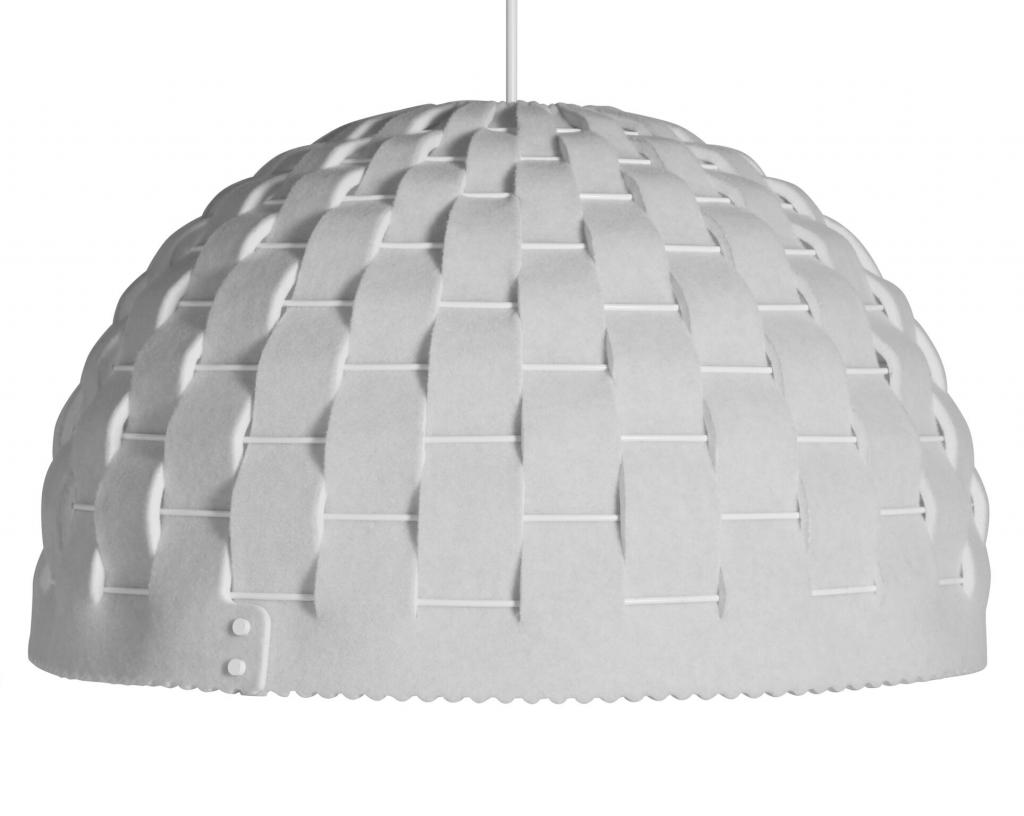Crescendo light pendant by Australian designer Luke Mills