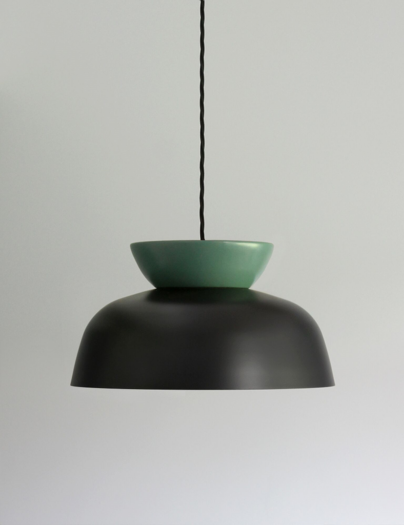 Lighting and furniture designed by Luke Mills of LUMIL