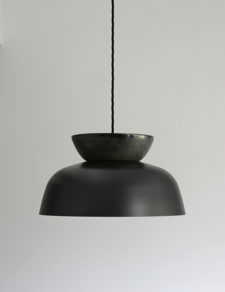 Locally designed industrial lighting