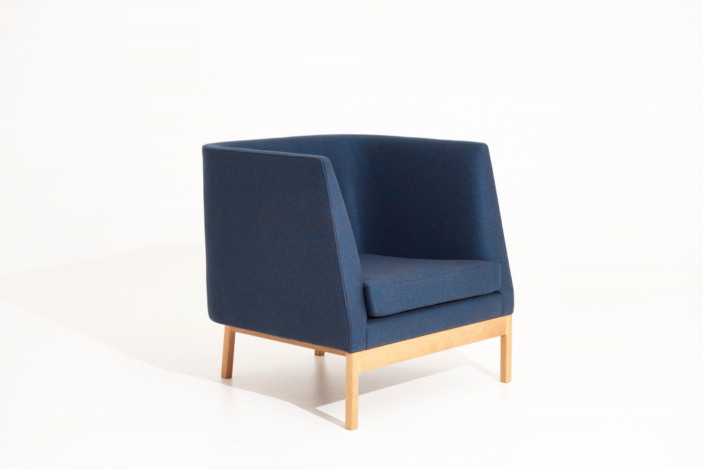 Gallery Of Heir Armchair By Apparentt Local Australian Furniture & Lighting Design Richmond, Melbourne Image 2