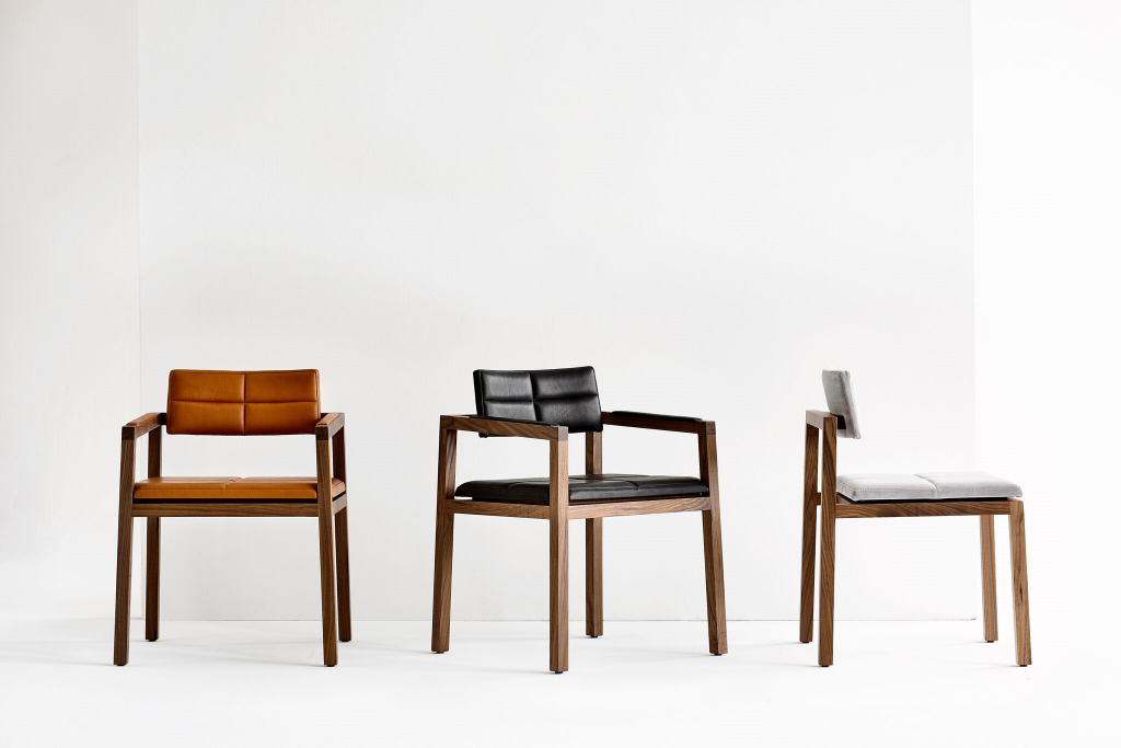Gallery Of Mila Chair By Franco Crea Local Australian Furniture Designer & Maker Richmond, Melbourne Image 5