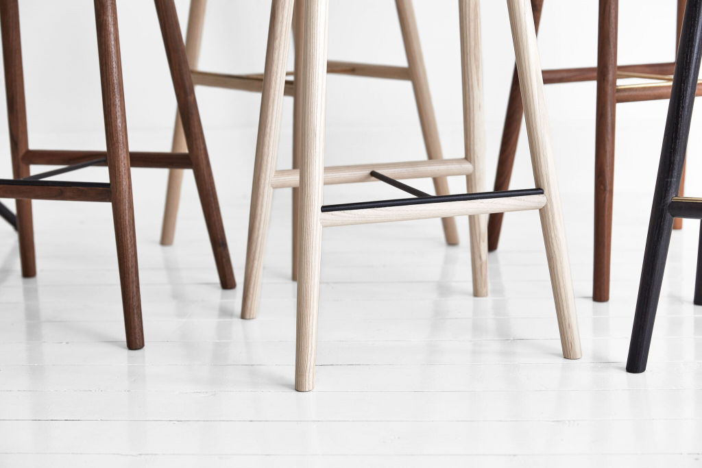 Gallery Of Dowel Stool By Mr.fräg Local Australian Furniture And Industrial Design Sydney, Nsw Image 5