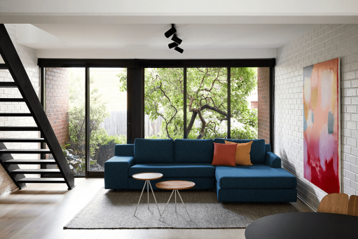Gallery Of Brunswick Residence By Harrison Interiors Local Australian Design And Interiors Brunswick, Melbourne Image 7