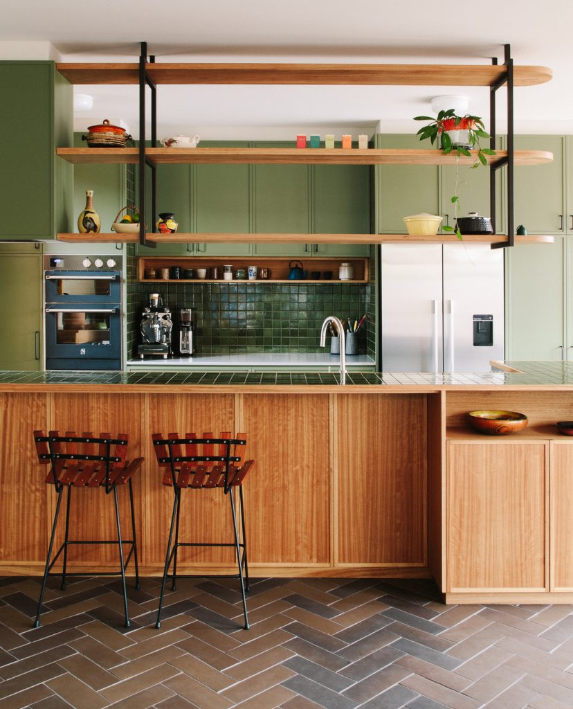 Yarravillia Project By Brave New Eco Local Residential Architecture And Kitchen Design Yarraville,melbourne Image 16
