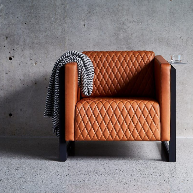 Gallery Of Mena Armchair By Franco Crea Local Australian Furniture And Commercial Industrial Design Richmond, Melbourne Image 6
