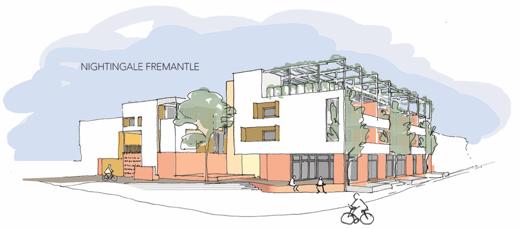 Gallery Of Nightingale Fremantle By Ehdo Architecture Local Australian Architecture & Design Fremantle, Wa Image 2