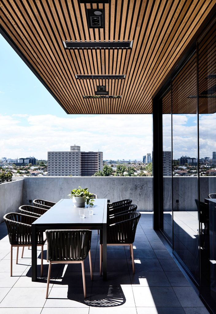 Gallery Of Holly Penthouse By Tom Robertson Architects Local Australian Bespoke Architecture & Interiors Melbourne, Vic Image 12