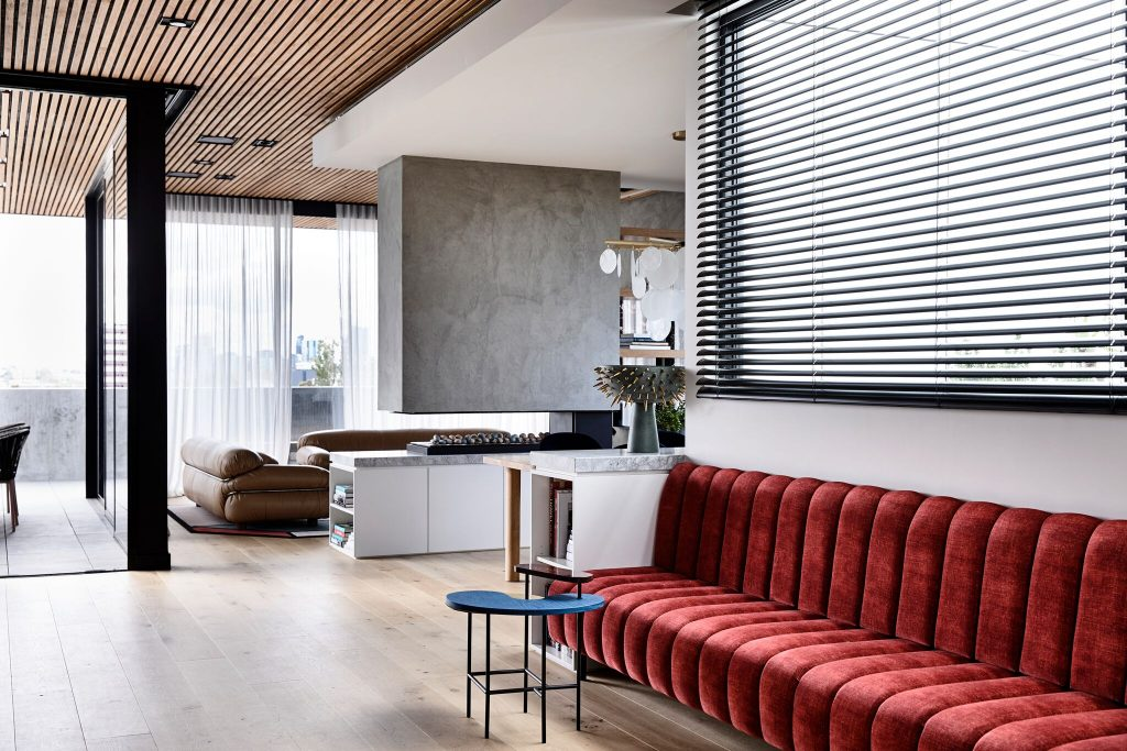 Gallery Of Holly Penthouse By Tom Robertson Architects Local Australian Bespoke Architecture & Interiors Melbourne, Vic Image 7