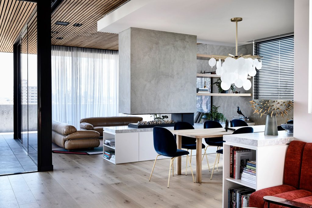 Gallery Of Holly Penthouse By Tom Robertson Architects Local Australian Architecture & Design Melbourne, Vic Image 4