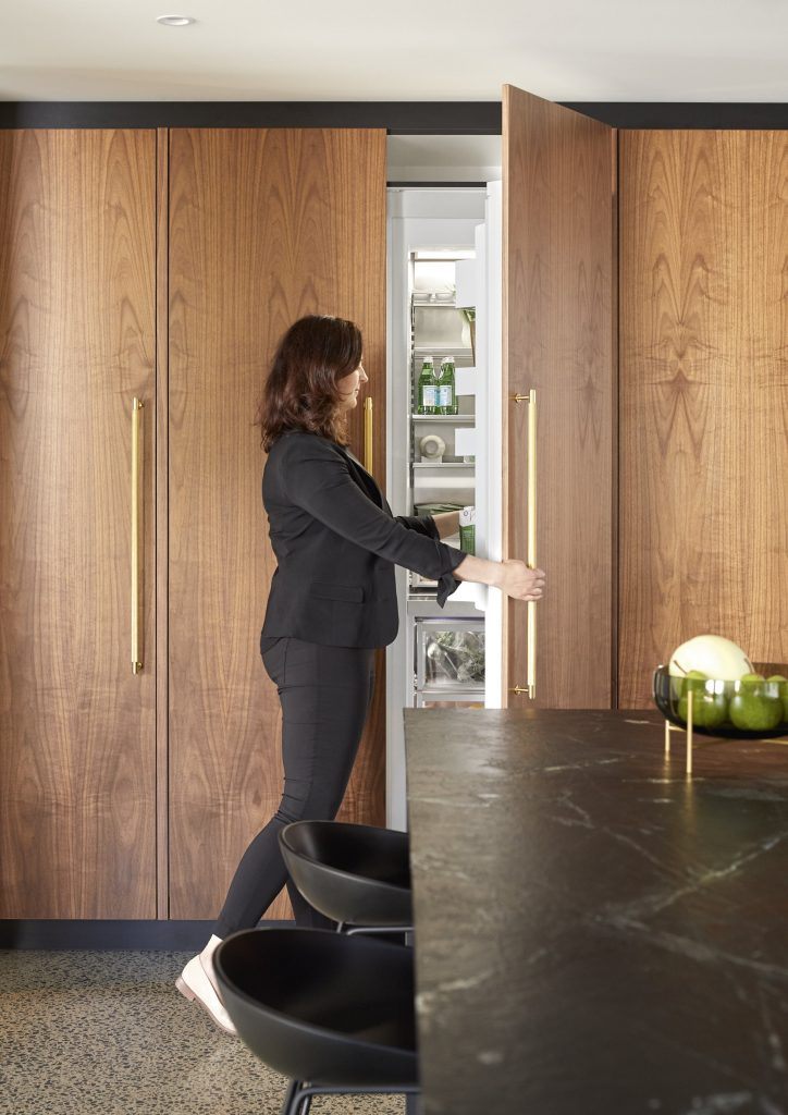 Gallery Of Column Refrigerators And Freezers By Fisher & Paykel Local Australian Design & Bespoke Interior Image 8