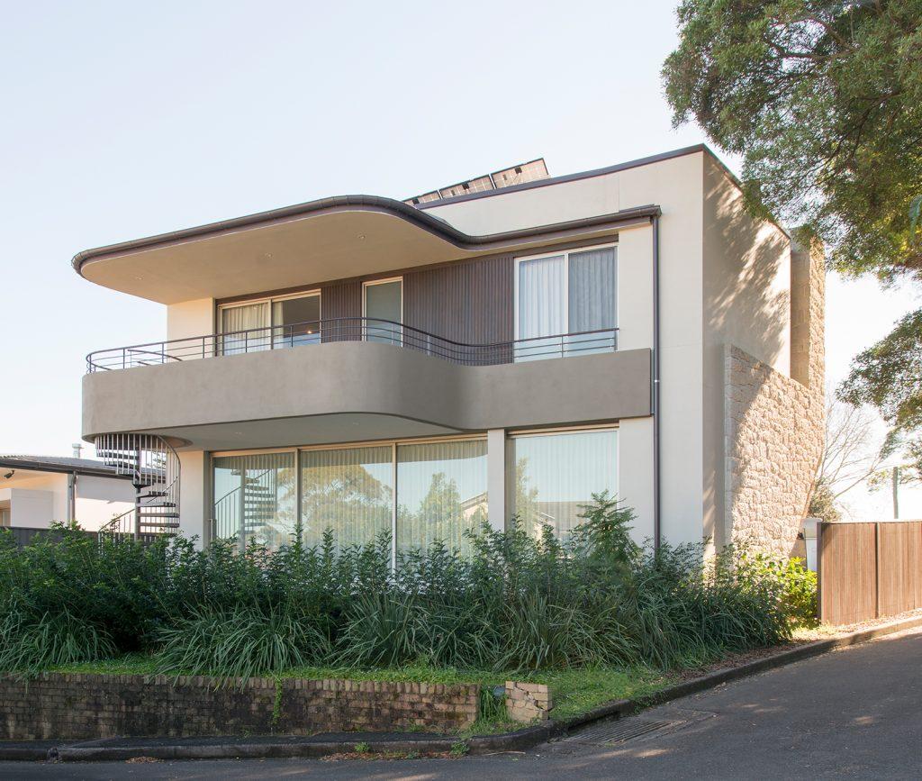Bridge Building By Luigi Rosselli Architects Local Australian Architecture Hunters Hill, Sydney Image 4