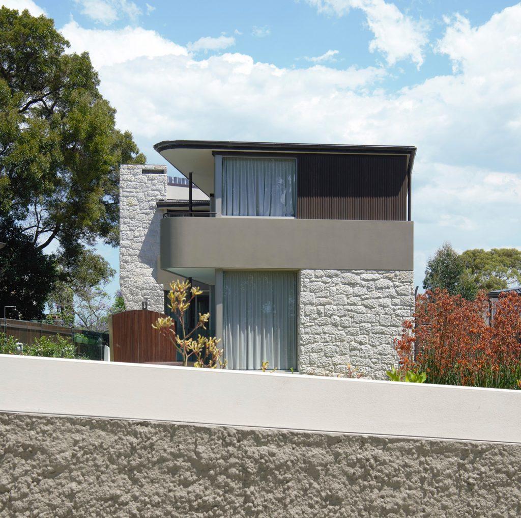 Bridge Building By Luigi Rosselli Architects Local Australian Architecture Hunters Hill, Sydney Image 3
