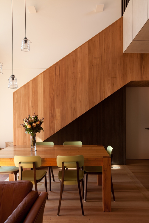 Gallery Of Bent Pavillion By Bent Architecture Local Australian Residential Design Melbourne, Vic Image 1