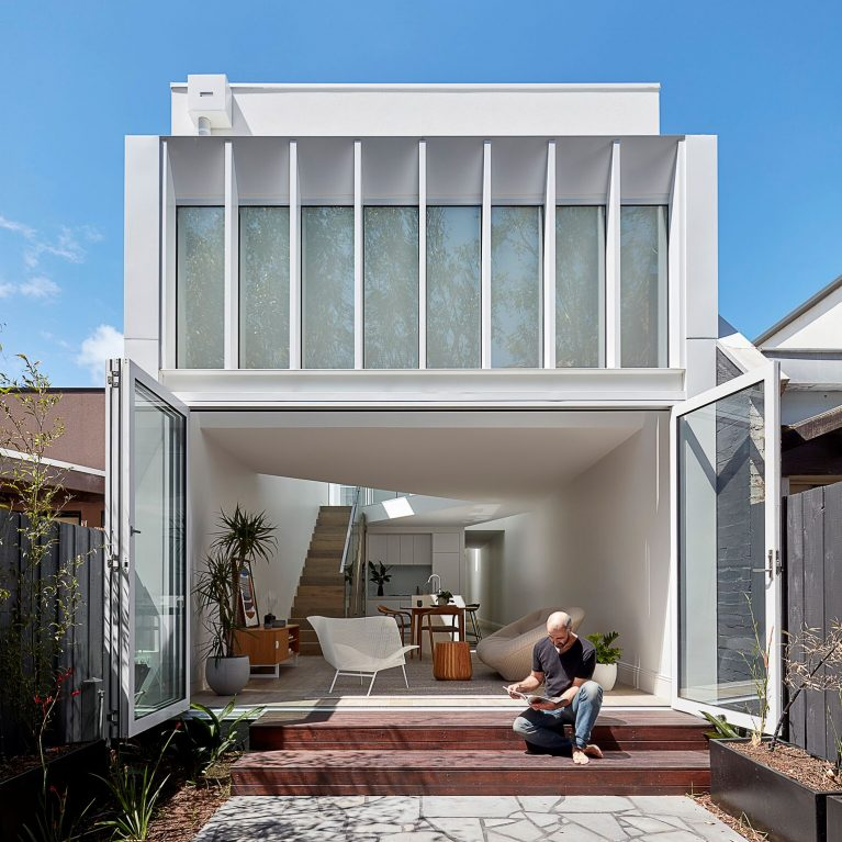Gallery Of Oban Street By Mittelman Amsellem Architects Local Australian Design & Interiors South Yarra, Melbourne Image 10