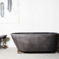 Oasis Bath By Concrete Nation Local Australian Contemporary Product Design Gold Coast, Qld Image 1