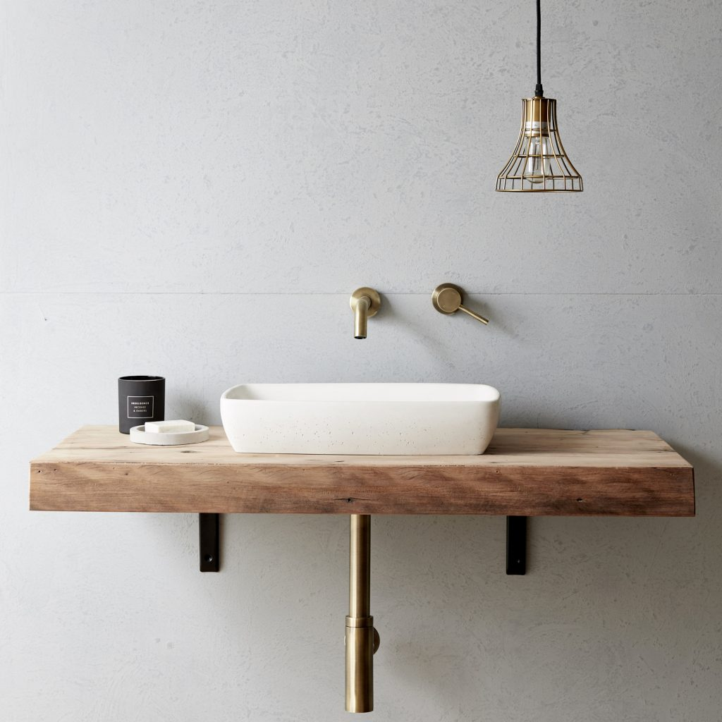 Ergo Basin By Concrete Nation Local Australian Bespoke Product Design Gold Coast, Qld Image 1
