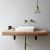 Ergo Basin By Concrete Nation Local Australian Bespoke Product Design Gold Coast, Qld Image 1