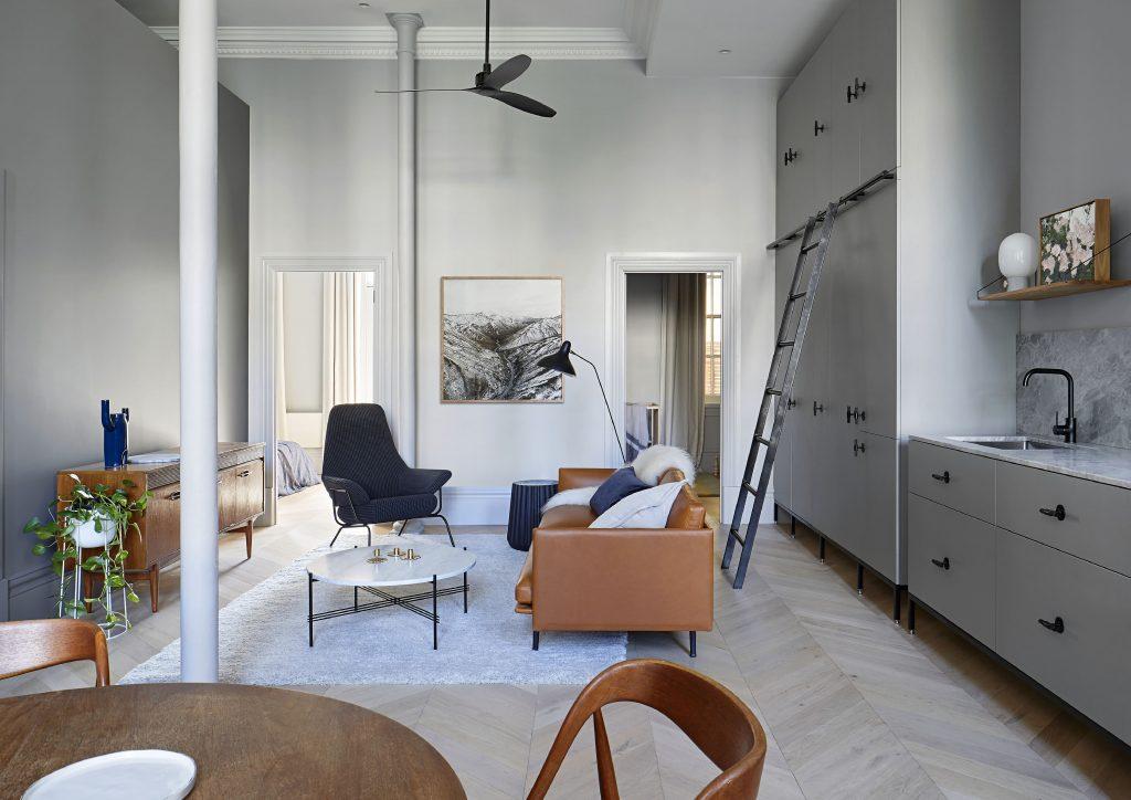 Kew Apartment By Techne Local Australian Innovative Appliances & Design Melbourne