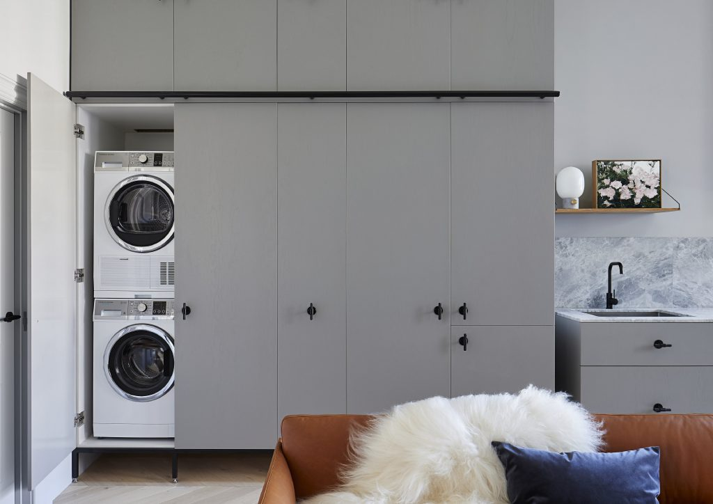 Integrated Appliances by Fisher & Paykel - Kew Apartment, Melbourne Australia