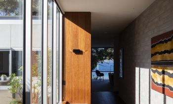 Gallery Of Elms House By Stuart Tanner Architects Local Australian Residential Interior Design Tasmania Image 8
