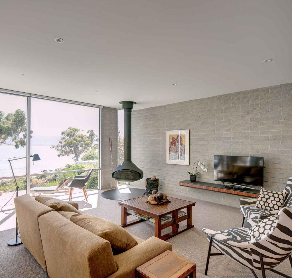 Gallery Of Elms House By Stuart Tanner Architects Local Australian Modern Design & Interior Architecture Tasmania Image 24